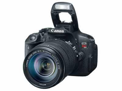 Canon EOS 700D Rebel T5i